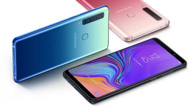 Photo of Il primo smartphone con 4 Fotocamere posteriori: Samsung A9 (2018)