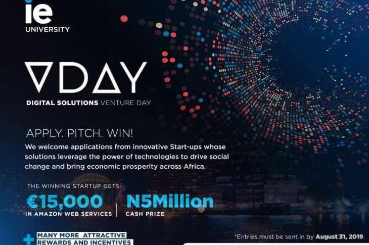 Digital Solutions Venture Day