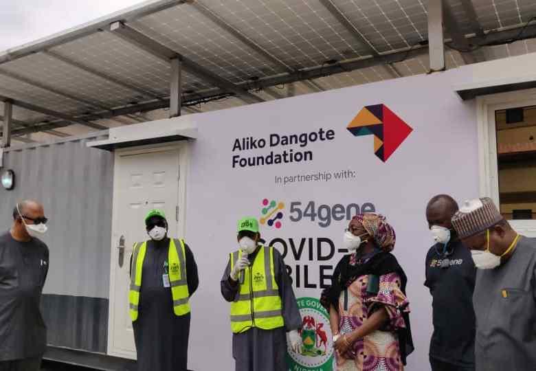 Aliko Dangote Foundation
