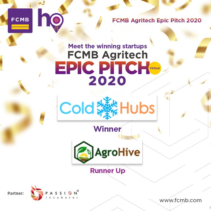FCMB Agritech Epic Pitch