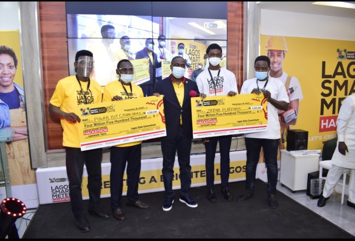 Lagos Smart Metre Hackathon