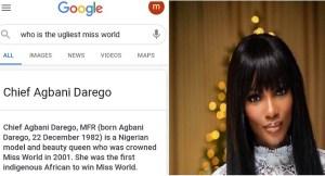 Agbani Darego