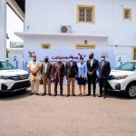 Lagos State Launches 'LAGOS RIDE', a Ride-hailing Taxi Scheme