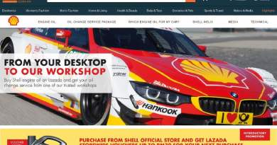 Shell Malaysia Lazada