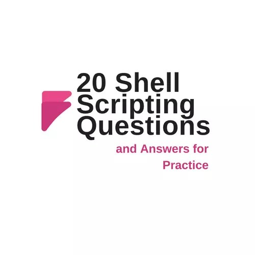Shell Scripting Questions and Answers for Practice