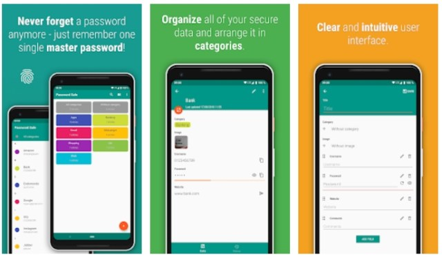 best android password managers password safe