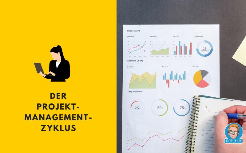 Der Projektmanagement-Zyklus