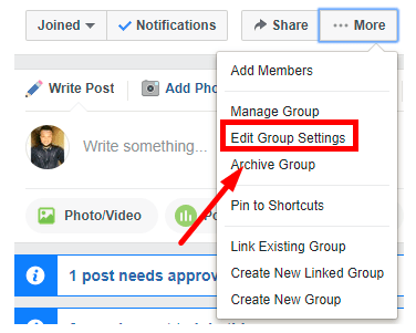 How Can I Change My Group Name On Facebook 2020