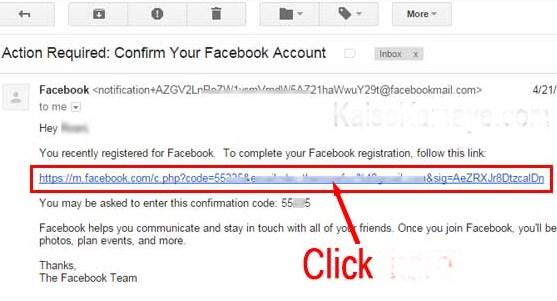 Facebook Login Create New Account | Facebook New Account Open Tutorial