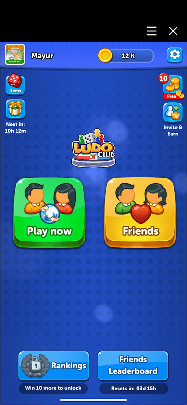 Ludo Club Game On Facebook - How to Play Facebook Messenger Ludo Game