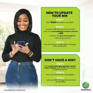 What Is NIN? How Can I Check And Link NIN To My Number?