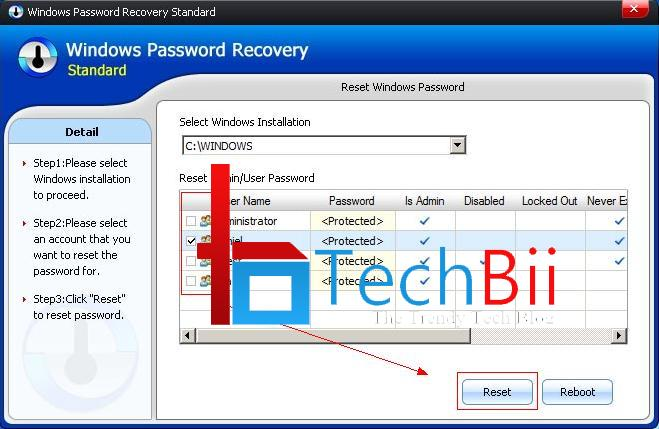 how to change password in your windows 10 laptop