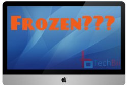 fix frozen mac