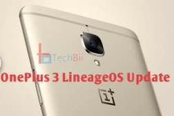 lineageos oneplus3 update