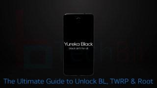 yureka black root twrp unlock bootloader