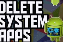 uninstall system apps without root android