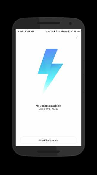 MIUI 9.2.2.0 Global Stable ROM redmi 3s prime