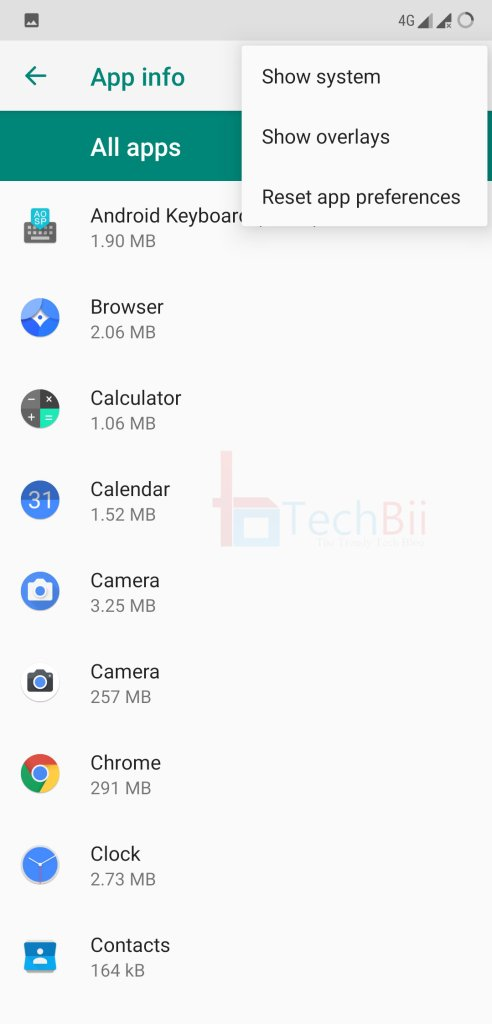 Download Progress Not Showing Issue on Android Pie