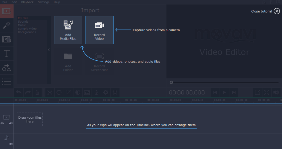 Free Movavi Video Editor for Windows [Review] - TechBii