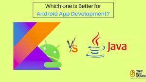 java kotlin android app development