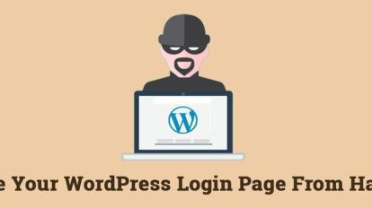 wordpress login security