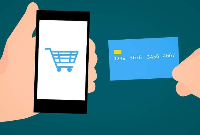 shopping purchase credit card
