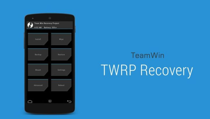 TWRP Recovery flash guide