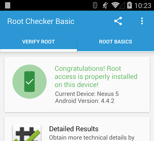 Root Alcatel 4