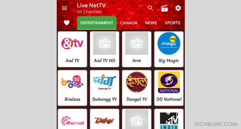 Download Live Net TV APK For Android | Latest Version