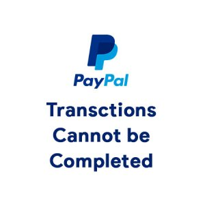 transactions cannot be completed