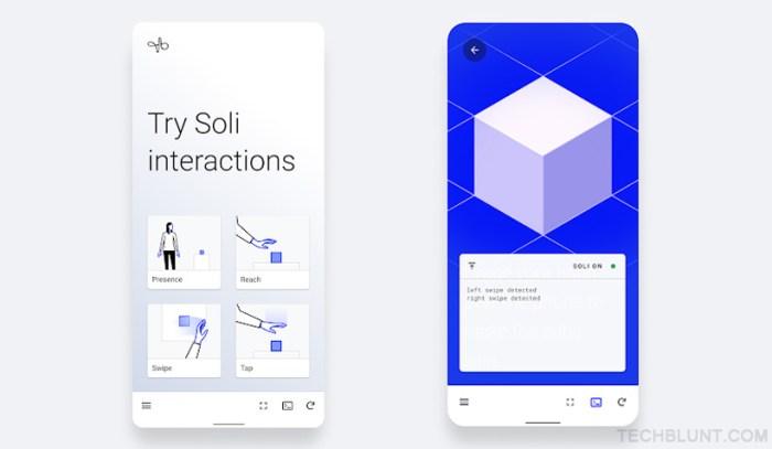 Soli-Sandbox