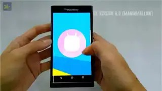 Blackberry Priv Android Marshmallow Update