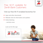 How To Enjoy Free Wi-Fi Browsing In LUTH And Other Zenith Bank Branches As A Customer