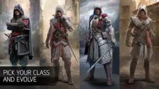 latest Assassins Creed Game Apk.