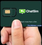 Use ChatSim For Sending Unlimited Messages Globally To Different Social Chat Medias Like Whatsapp, Messenger, Telegram, Imo And Many More…