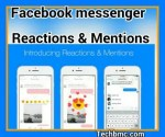 Behold New Facebook Messenger Chat Features – Mention And Reactions