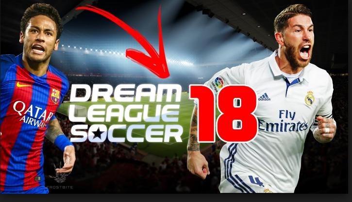 dream league soccer 2018 mod apk mage