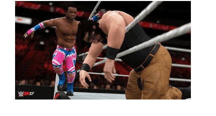 Download WWE 2K18 APK & WWE 2K17 Game + OBB Data For Android