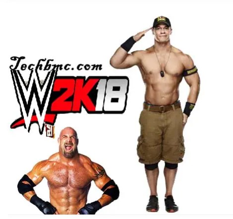 WWE 2k18 APK Android Game