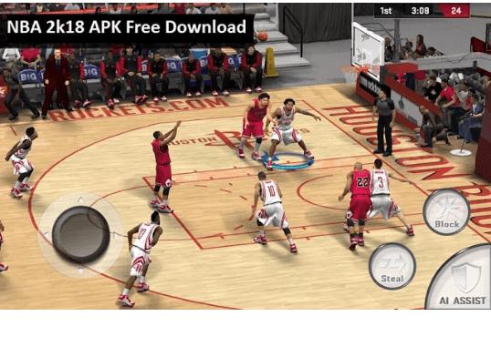 Download NBA 2K18 PC windows