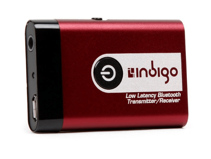 Indigo Low Latency Bluetooth Transmitter