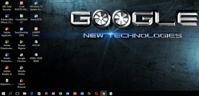 Screenshots on Windows 10 PC