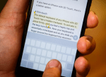 How to Make Use Of Hidden Touch Pad On iOS Keyboard