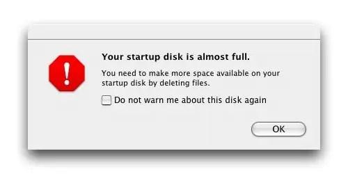 Annoying Pop-Ups MAC System