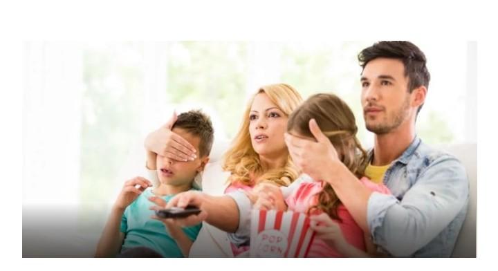 Netflix parental control Settings