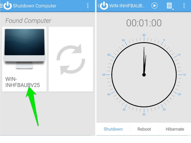 Power ON - Off Computer using Android Phone