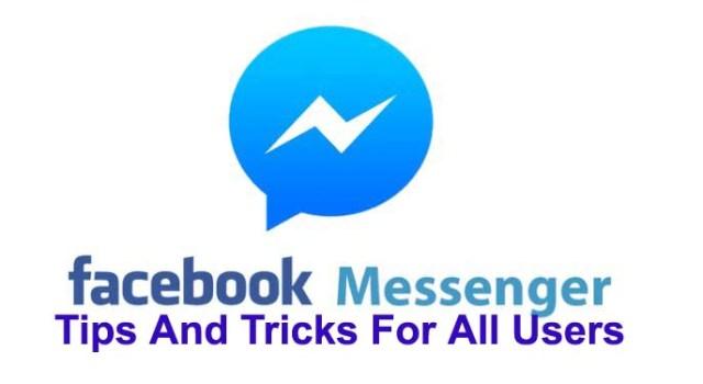 Facebook Messenger tips 2019