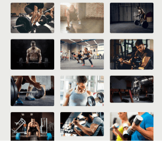 Gym Free stock photos - Negativespace
