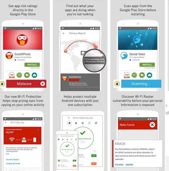 Norton Security Antivirus Download
