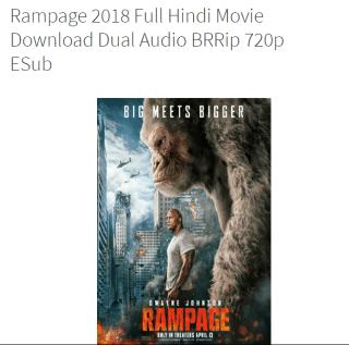 free Hollywood Movies 2018